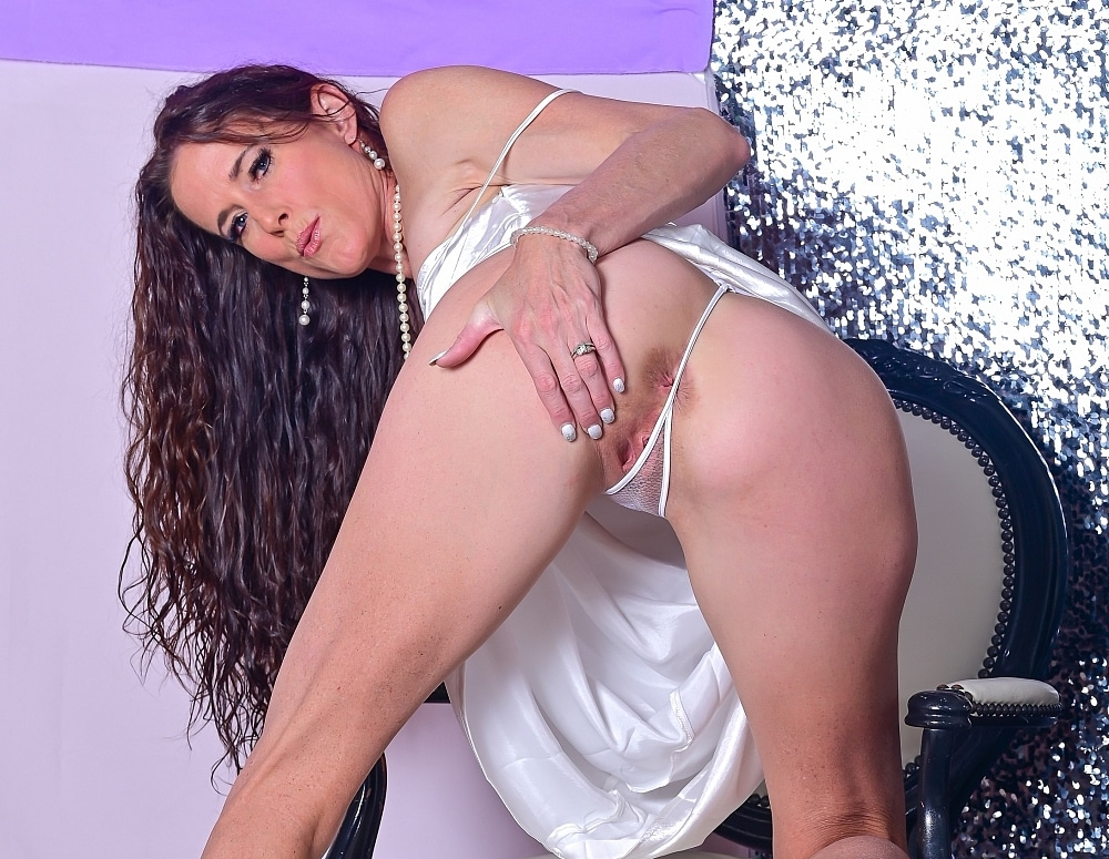 SofieMarieXXX/WW White Knickers NG white Gown