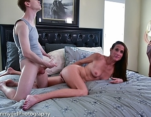 SofieMarieXXX/YSM_Poke_Mom_in_the_Rear